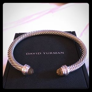 David Yurman 5mm Citron Cable Classics Bracelet